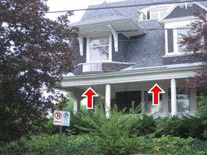 A Cedar Creek Michigan home inspeciton: a total visual inspeciton of the home, inside and out.