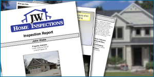 Sample Of Jw Home Inspection Report